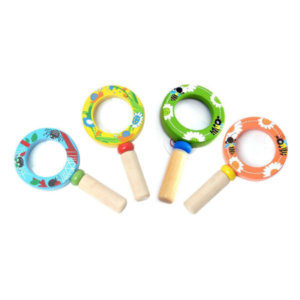 KIDS WOODEN MAGNIFYING GLASS