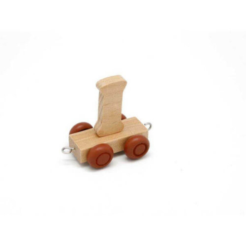 PERSONALISED WOODEN NAME TRAIN_I