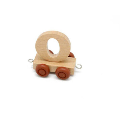 PERSONALISED WOODEN NAME TRAIN_O