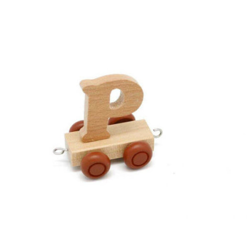 PERSONALISED WOODEN NAME TRAIN_P
