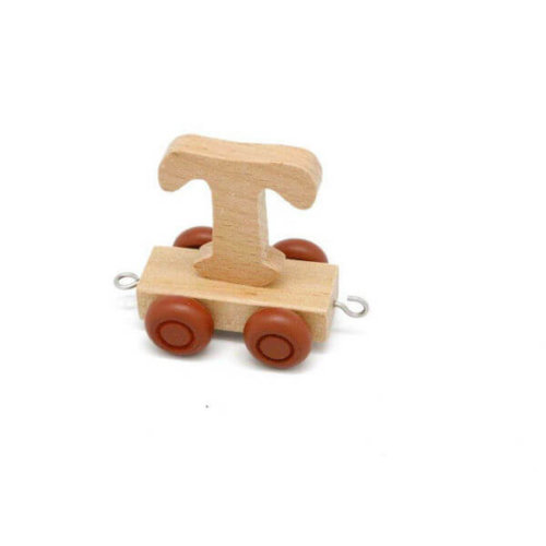 PERSONALISED WOODEN NAME TRAIN_T
