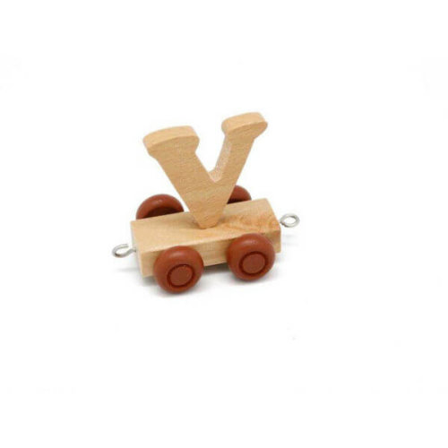 PERSONALISED WOODEN NAME TRAIN_V