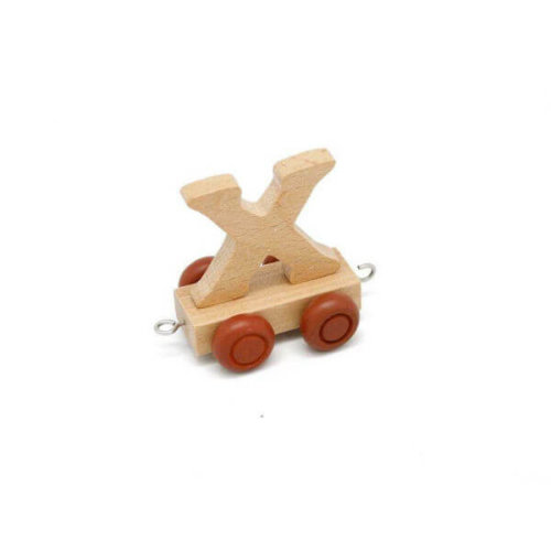 PERSONALISED WOODEN NAME TRAIN_X