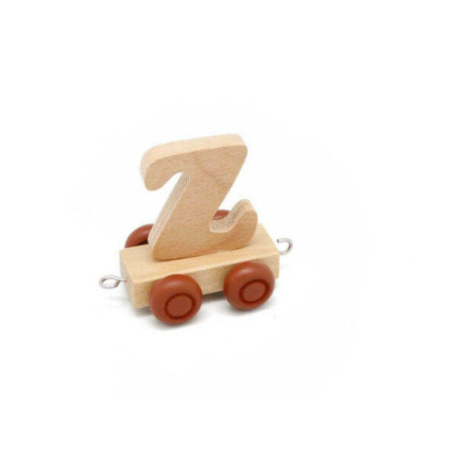 PERSONALISED WOODEN NAME TRAIN_Z