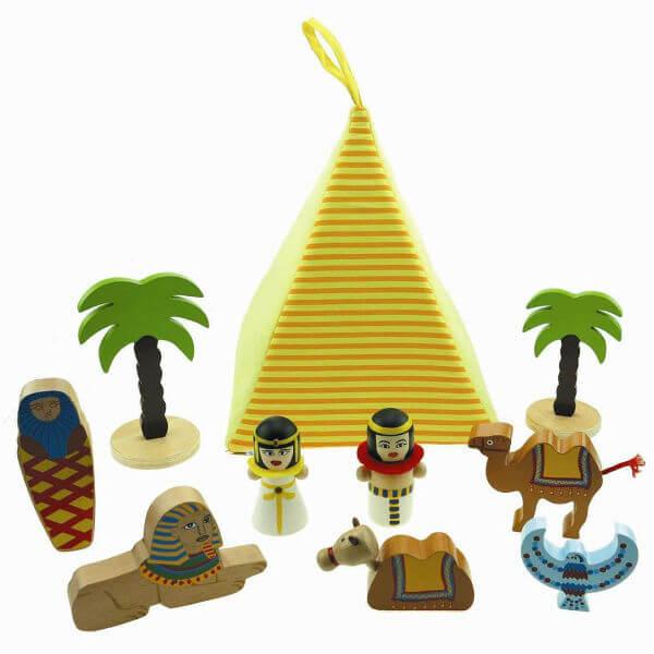 KAPER KIDZ EGYPTIAN PLAYSET