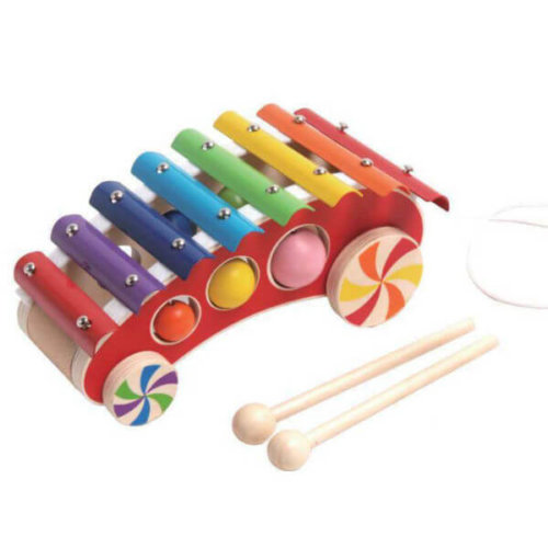 PULL ALONG XYLOPHONE