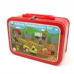 CONSTRUCTION PLAYSET IN CARRY CASE