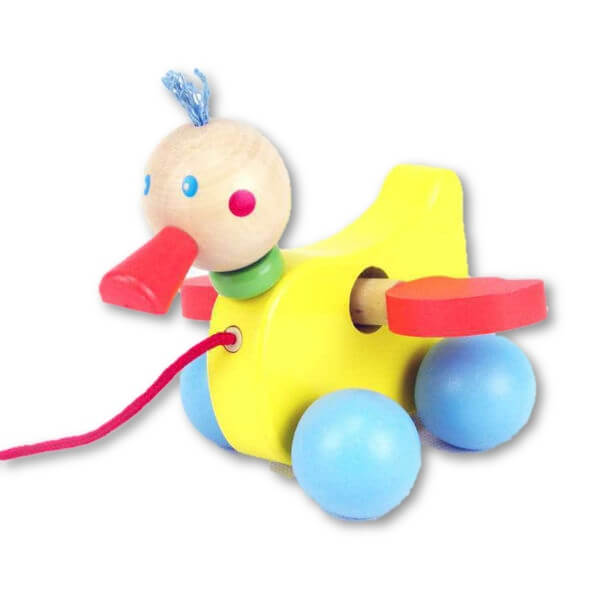 DUCK PULL ALONG TOY