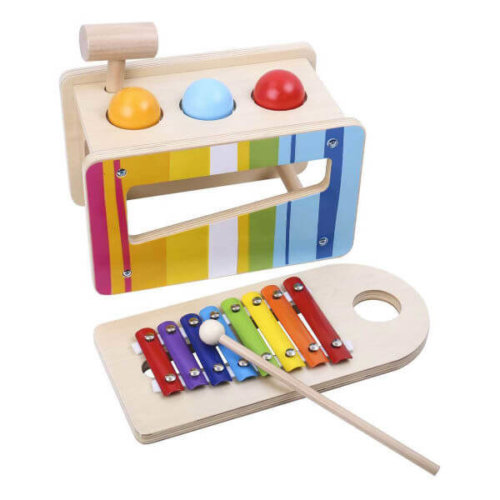 POUND AND TAP XYLOPHONE