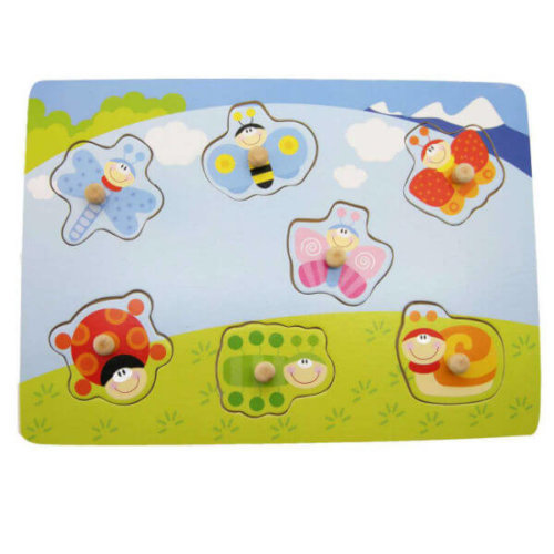 FRIENDLY-INSECTS-WOODEN-TODDLER-PUZZLE