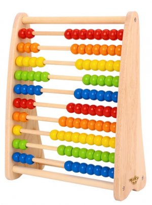 Wooden Abacus Bead Frame