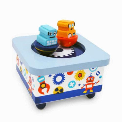 ROBOT MUSIC BOX