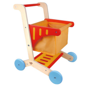 TOOKY TOY SHOPPING TROLLEY