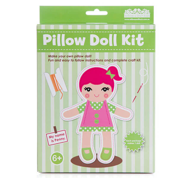 PENNY PILLOW DOLL CRAFT KIT