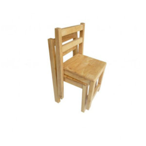 QTOYS RUBBERWOOD KIDS CHAIR