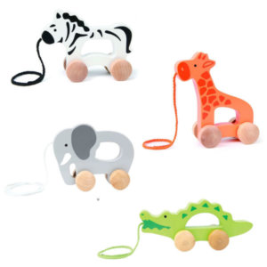 HAPE PUSH AND PULL ANIMAL