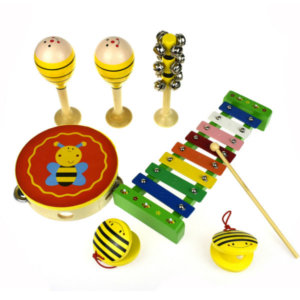 LARGE MUSIC SET - BEE DESIGN