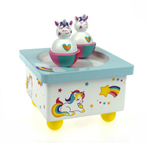 UNICORN MUSIC BOX