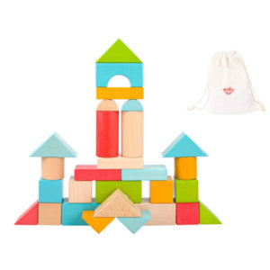 JUMBO COLOURED WOODEN BLOCKS