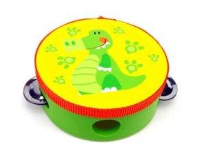 Crocodile Tambourine