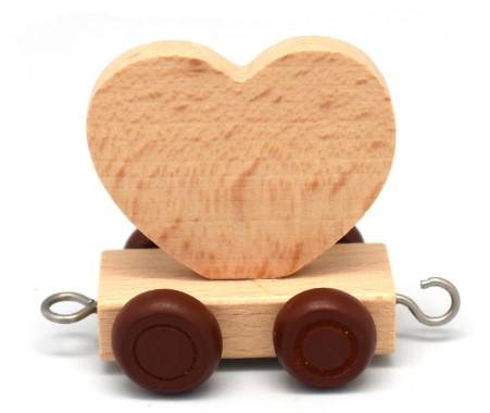 Carriage Heart Shape