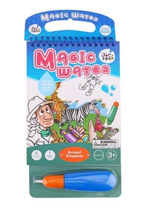 Magic Water Colouring Pad Animal Kingdom