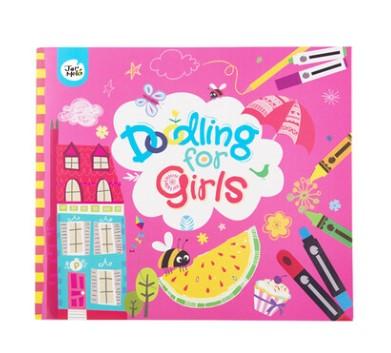 Doodling Book for Girls