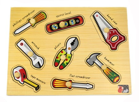 KD TOOL PUZZLE