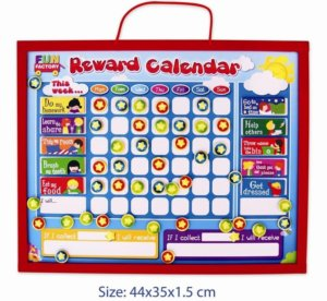 MY REWARDS MAGNETIC CALENDAR