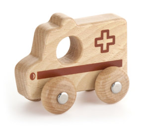 Natural Mini Ambulance