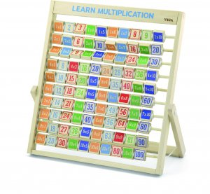 Multiplication Spin and Learn