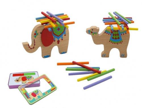 Elephant Camel Stacking Game NG23320.B