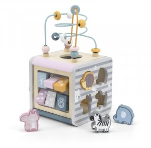Polar B 5-in-1 Activity Cube