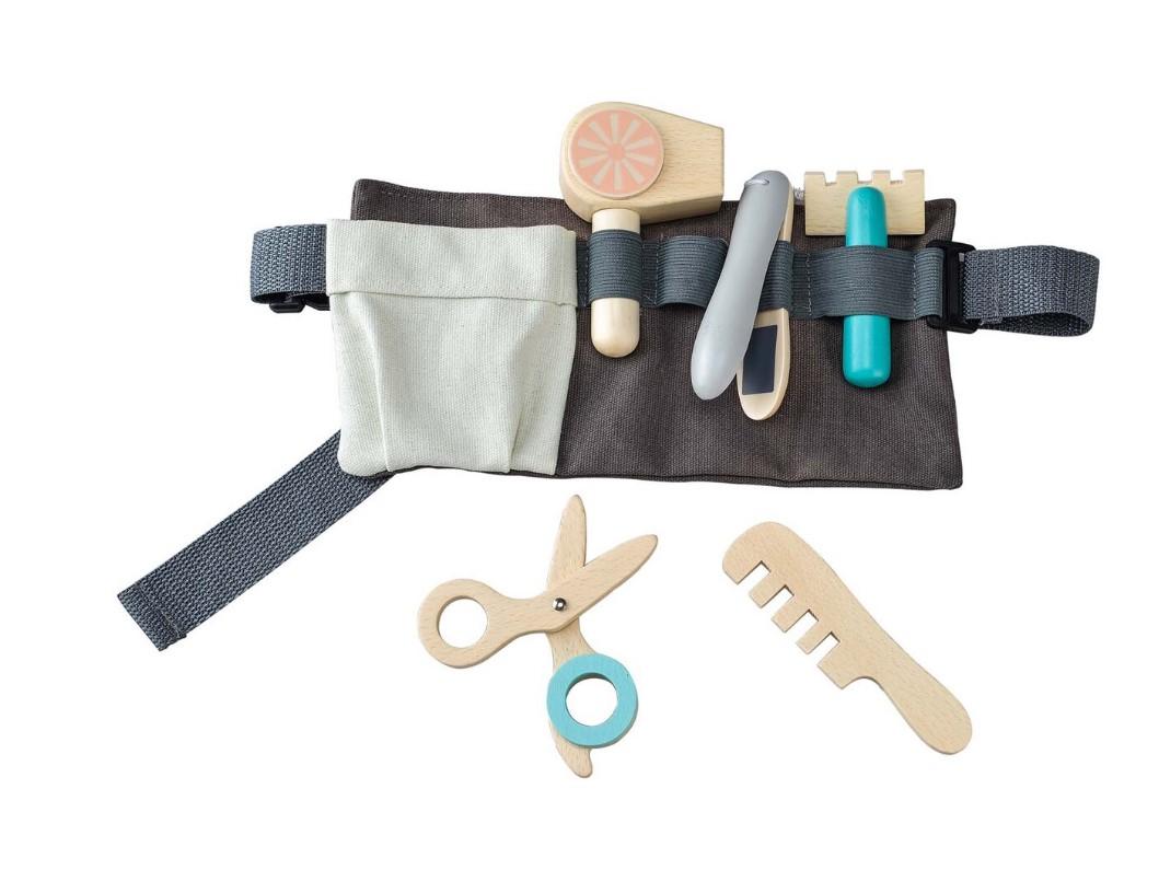 Barbers Belt Wooden Playset