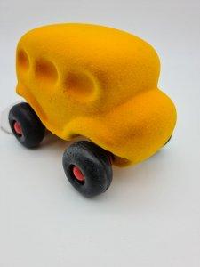 Rubbabu Little Bus Yellow