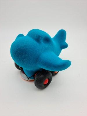 Rubbabu LIttle Plane Turquoise