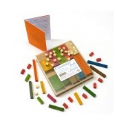 Cuisenaire Rods Standard 136 Rods