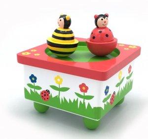 Music Box - Bee & Ladybird