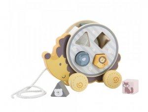 PolarB Hedgehog with Wheel sorter