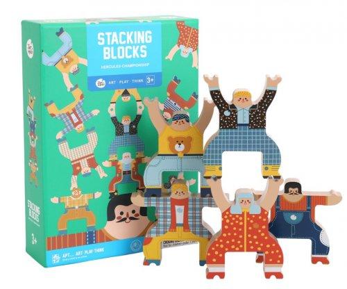 HERCULES STACKING ACROBAT BLOCKS