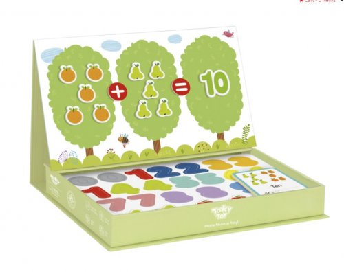 MAGNETIC MATHS LEARNING BOX