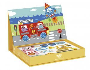 MAGNETIC TRANSPORT LEARNING BOX