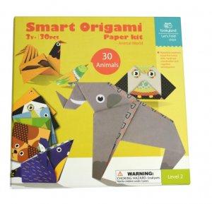 Smart Origami Animals