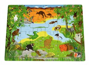 Australian Animal Jigsaw