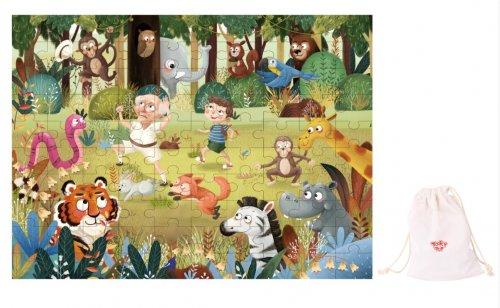 Forest Jigsaw Puzzle 100 PCS