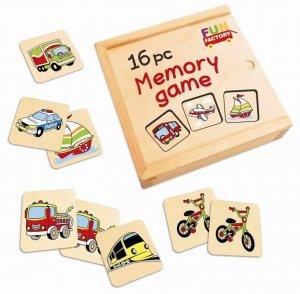 Fun Factory Memory Game